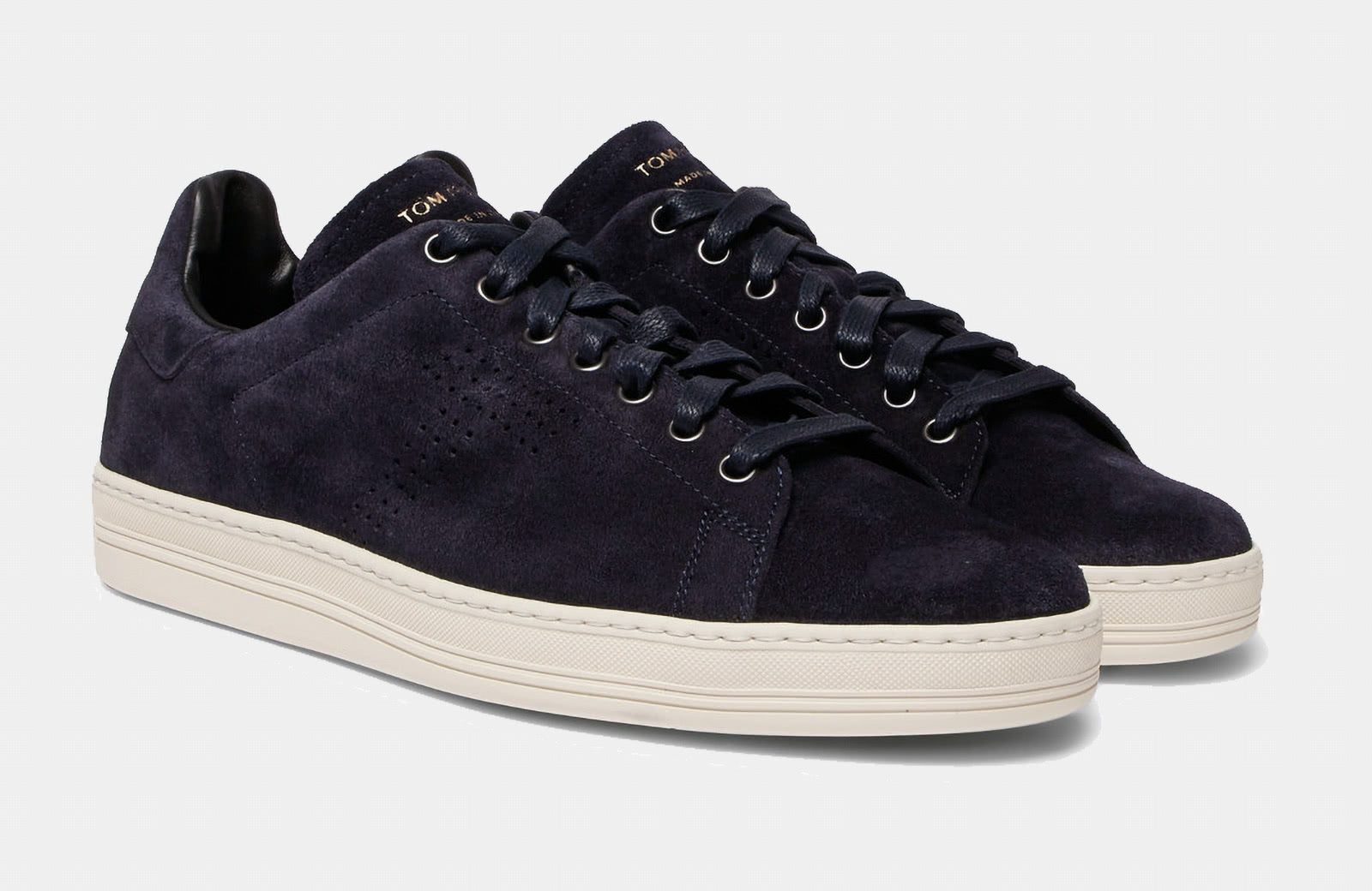 best durable sneaker men Tom Ford luxury style - Luxe Digital