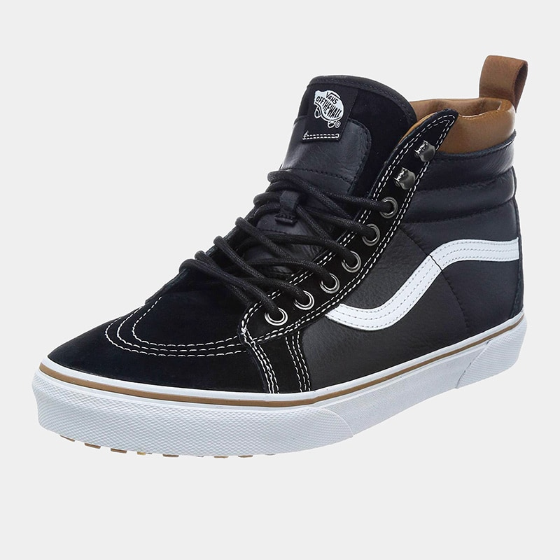 e343cbca966 best high top sneaker men Vans luxury style - Luxe Digital