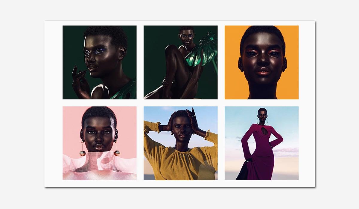 wellness luxury beauty balmain virtual model luxe digital