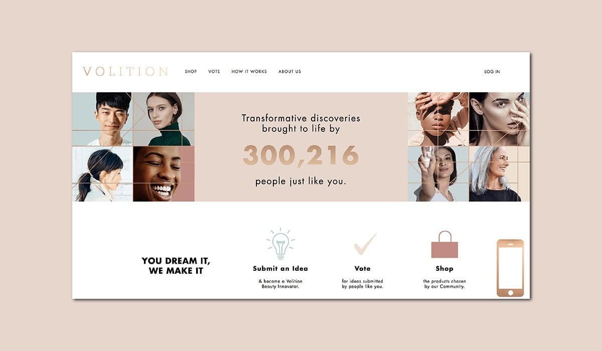 Оздоровительный роскошный салон красоты Volition Luxe Digital