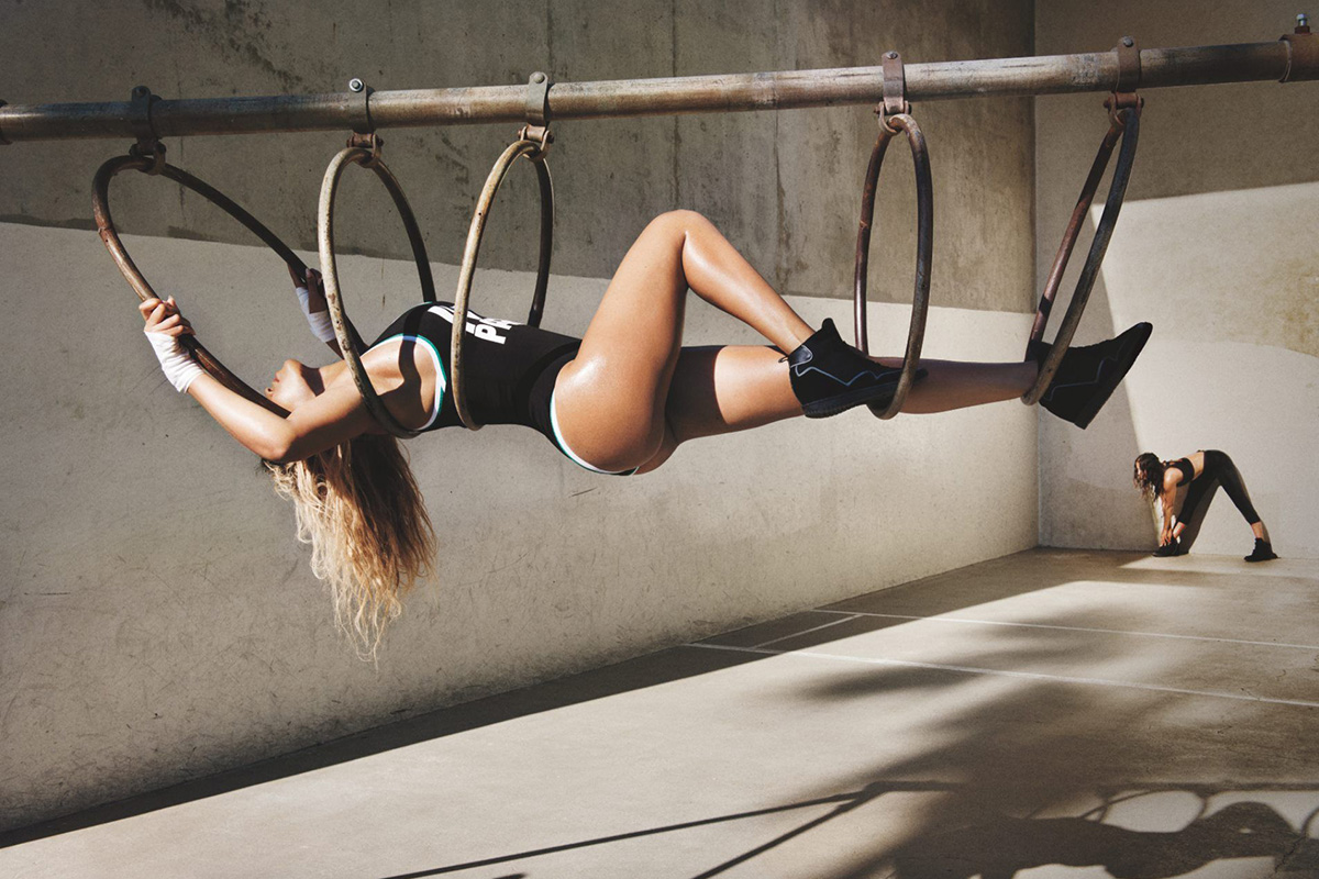 luxury wellness fashion athleisure wear beyonce luxe digital
