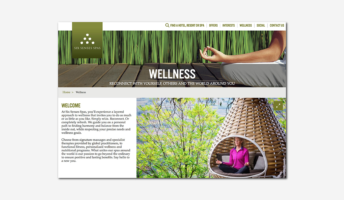 luxury wellness travel six senses luxe digital