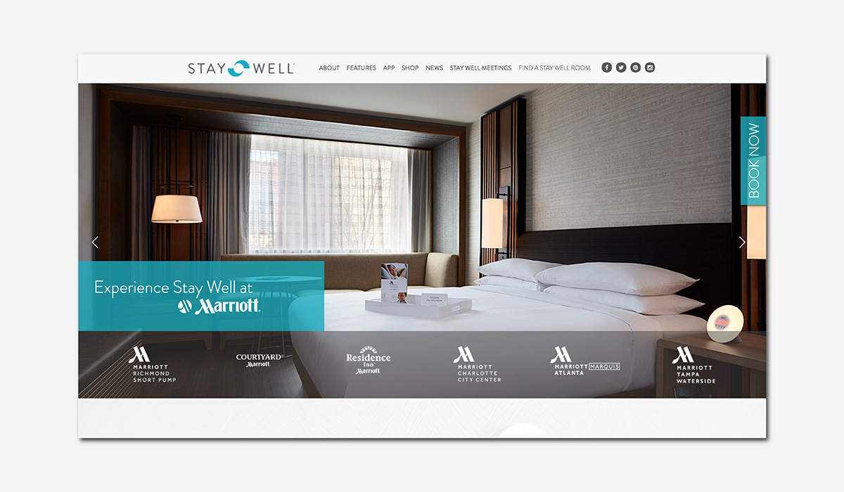 luxury wellness travel stay well marriott luxe digital