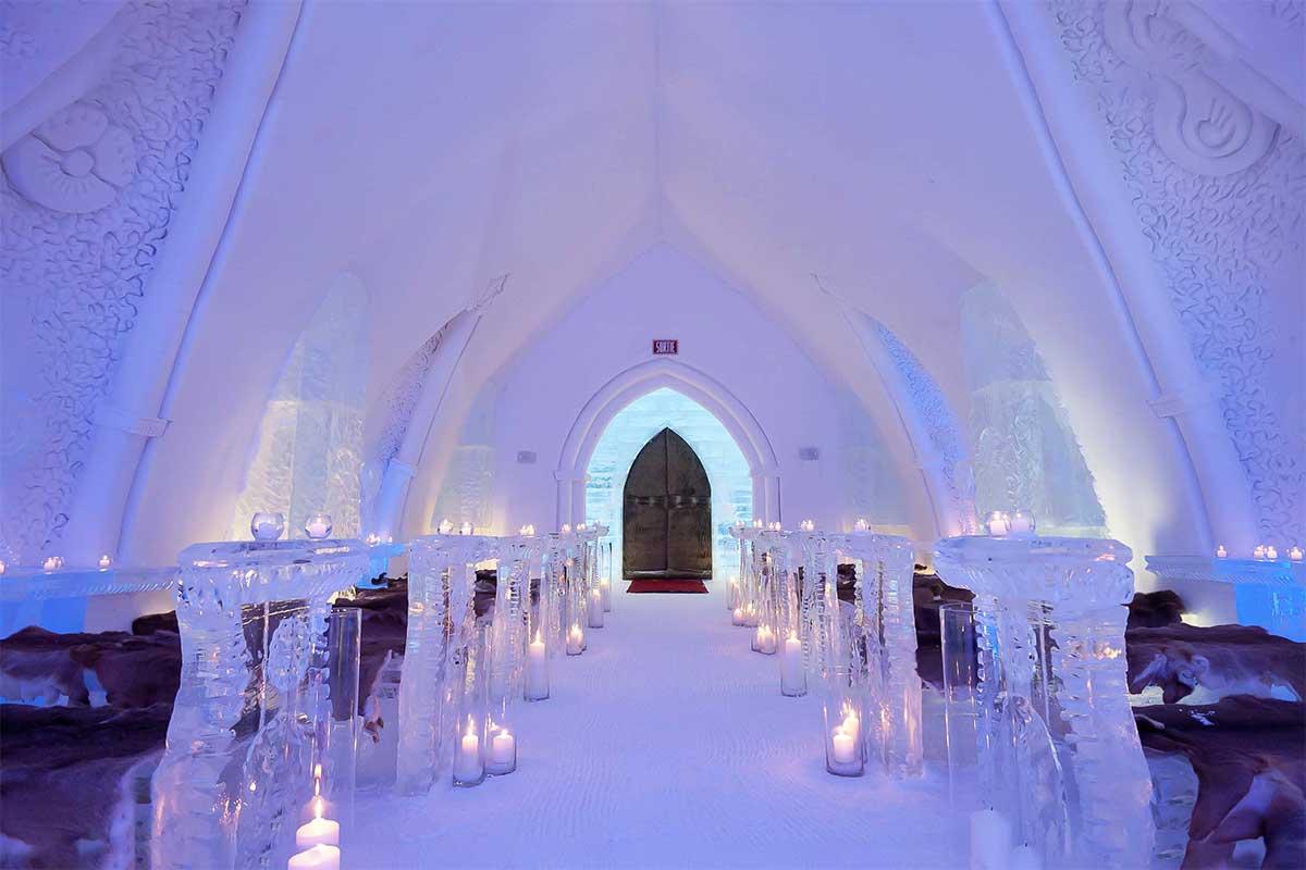 Best Wedding ICEHOTEL, Sweden - Luxe Digital