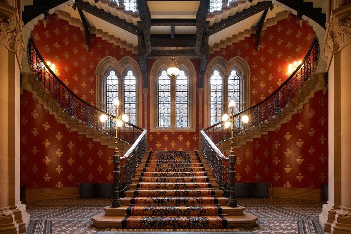 Best Wedding venues St. Pancras Renaissance, London - Luxe Digital