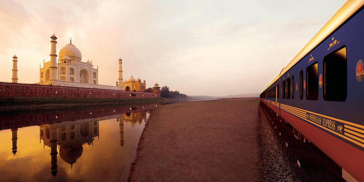 Maharajas Express luxury train India tour - Luxe Digital