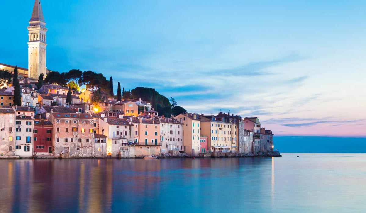 Modern luxury grand tour Croatia TCS World Travel - Luxe Digital