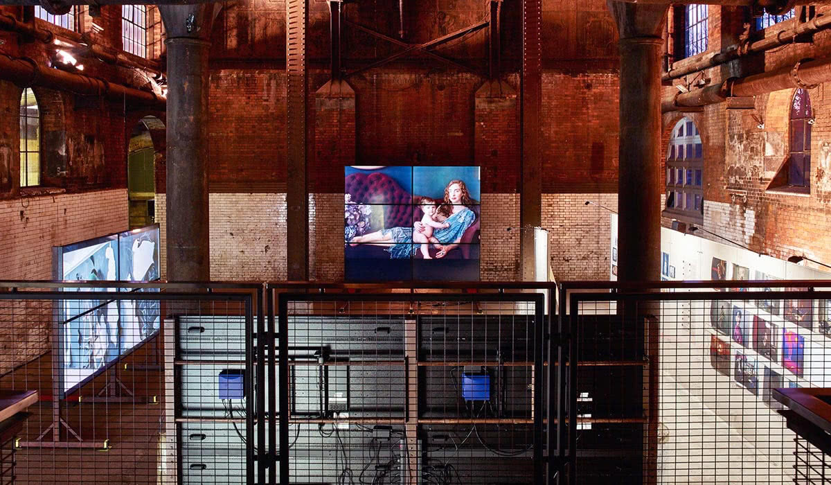 Best Museums And Art Galleries In London: Wapping Power Station - Luxe Digital