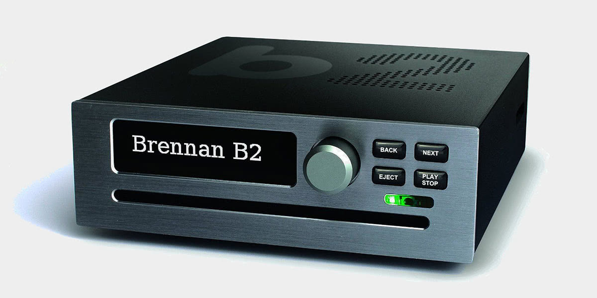 Brennan B2 Review: Your CD Collection At Your Fingertips