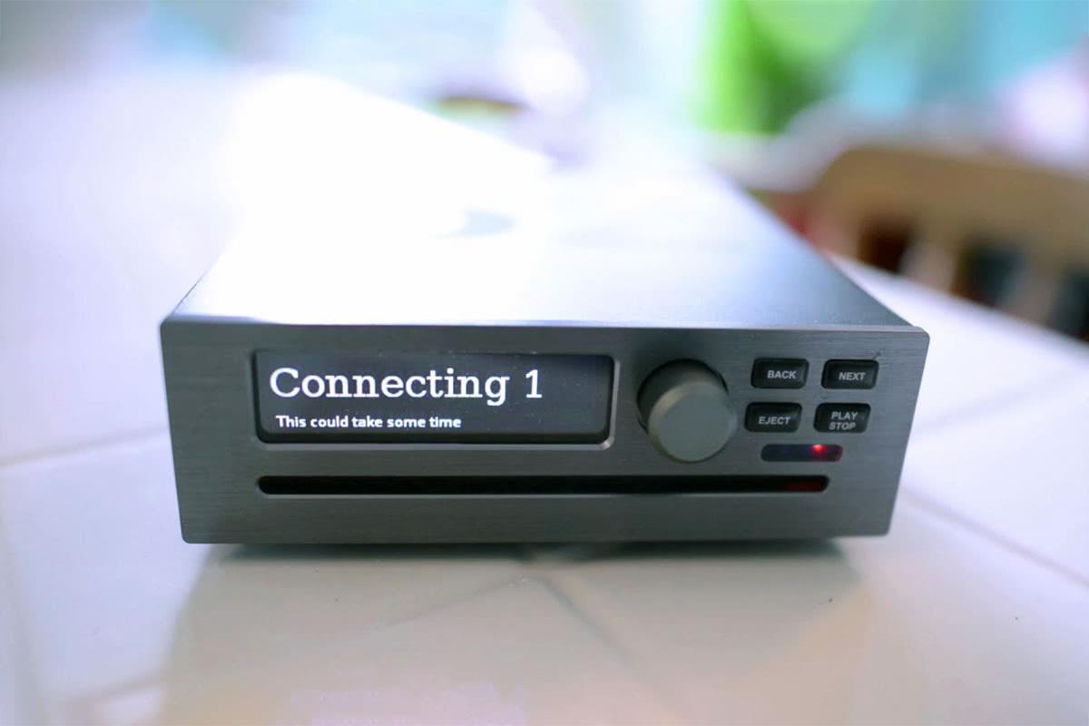 Brennan B2 Review reproductor de CD internet - Luxe Digital