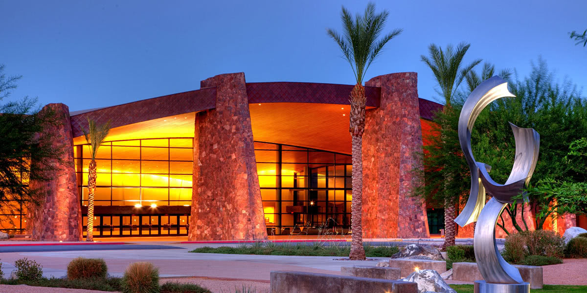 Palm Springs Convention Centre luxury events