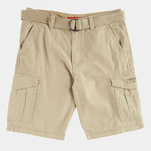Casual dress code men style cargo shorts - Luxe Digital