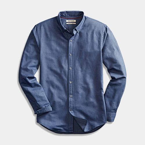 Casual dress code men style shirt - Luxe Digital