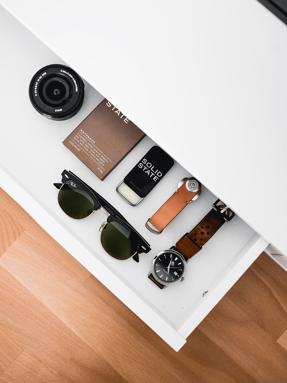 Casual men dress code accessories - Luxe Digital