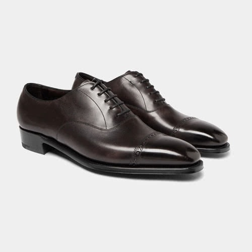 cocktail attire men dress shoes - Luxe Digital