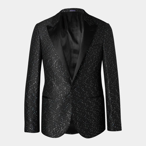 cocktail attire men jacket Lanvin - Luxe Digital