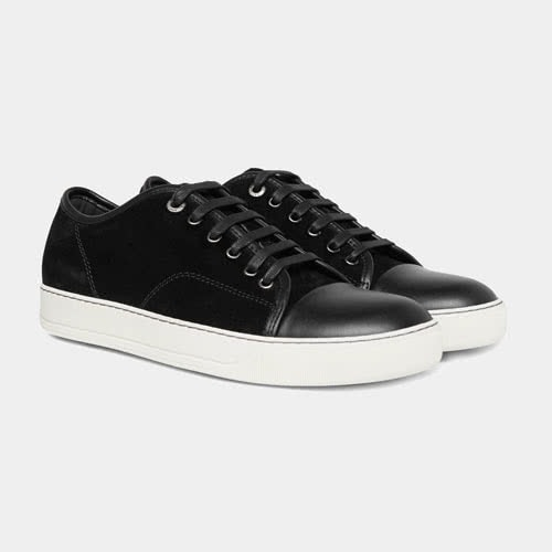 cocktail attire men sneakers Lanvin - Luxe Digital