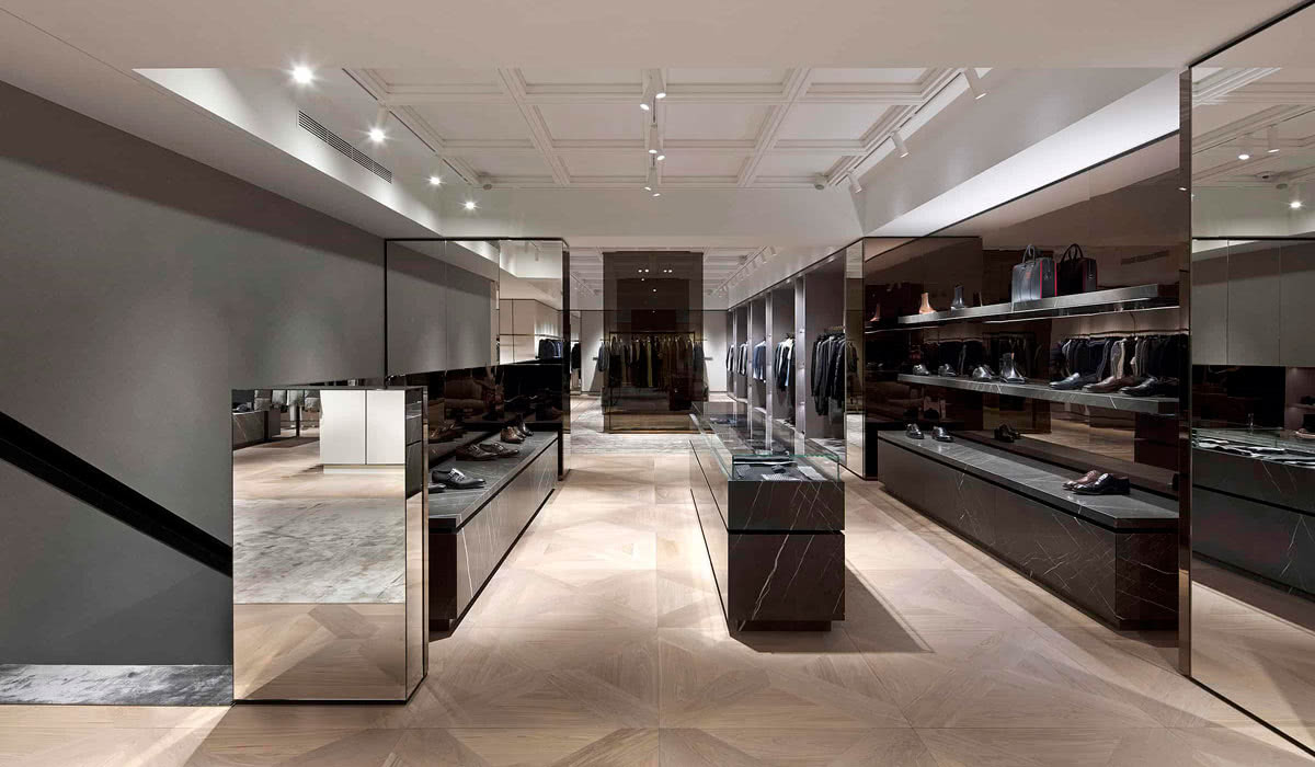 men style guide Lanvin store luxury - Luxe Digital