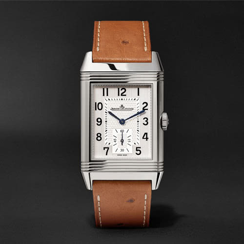men dress code style luxury watch Jaeger-LeCoultre - Luxe Digital
