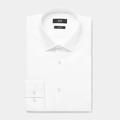 men dress code style shirt Hugo Boss - Luxe Digital