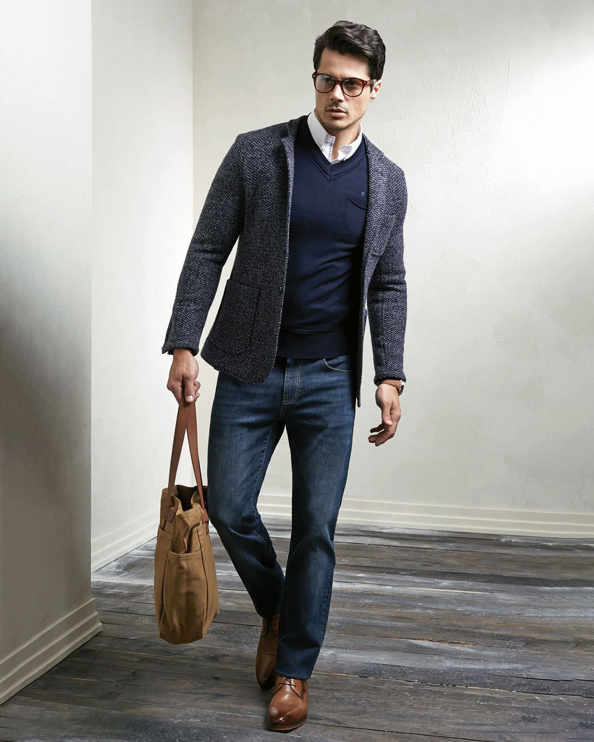 smart casual dress code men autumn style - Luxe Digital
