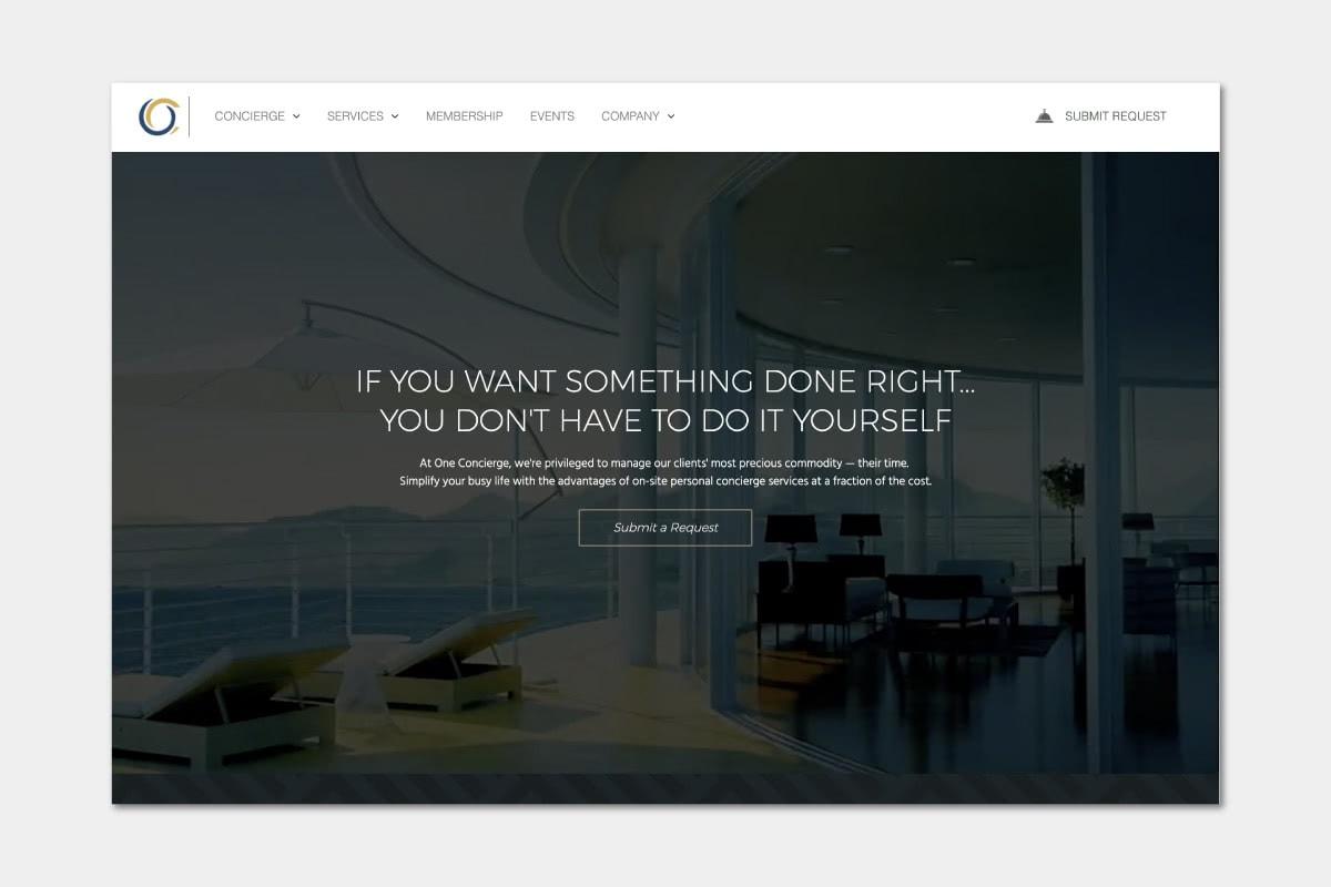 Best Luxury Concierge companies One Concierge - Luxe Digital