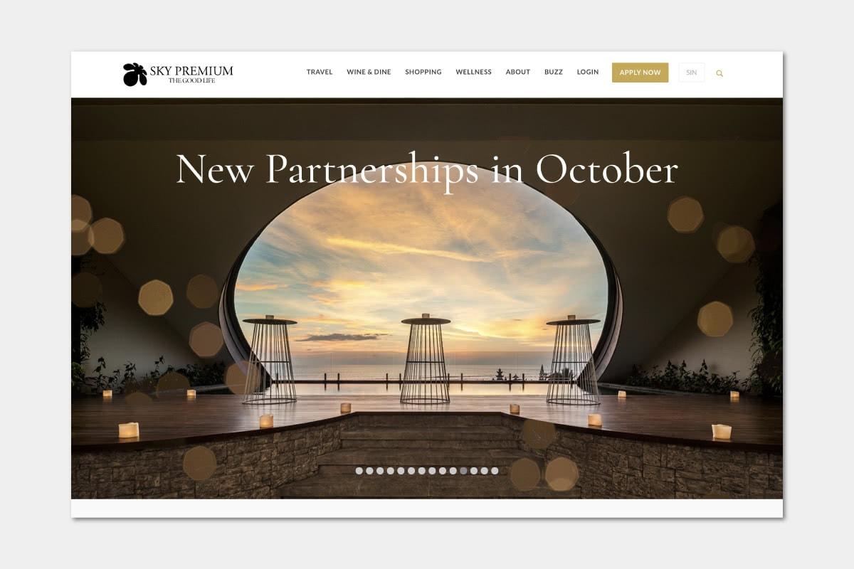 Best Luxury Concierge companies Sky premium - Luxe Digital