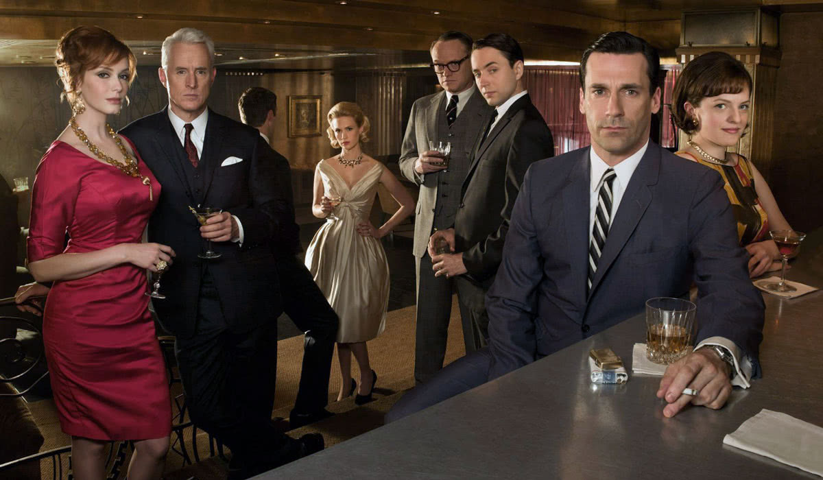 mad men business fashion style 60s - Luxe Digital
