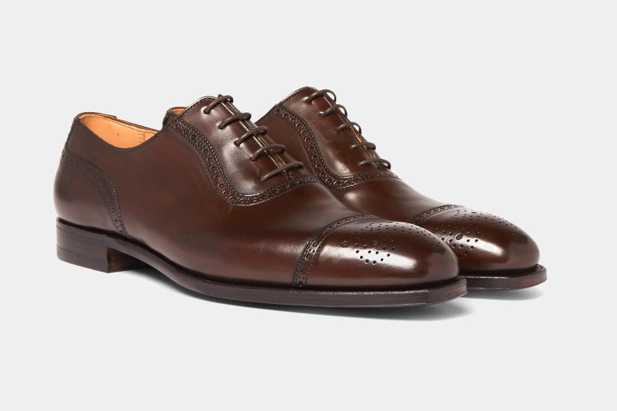 business professional men dress shoes luxury - Luxe Digital