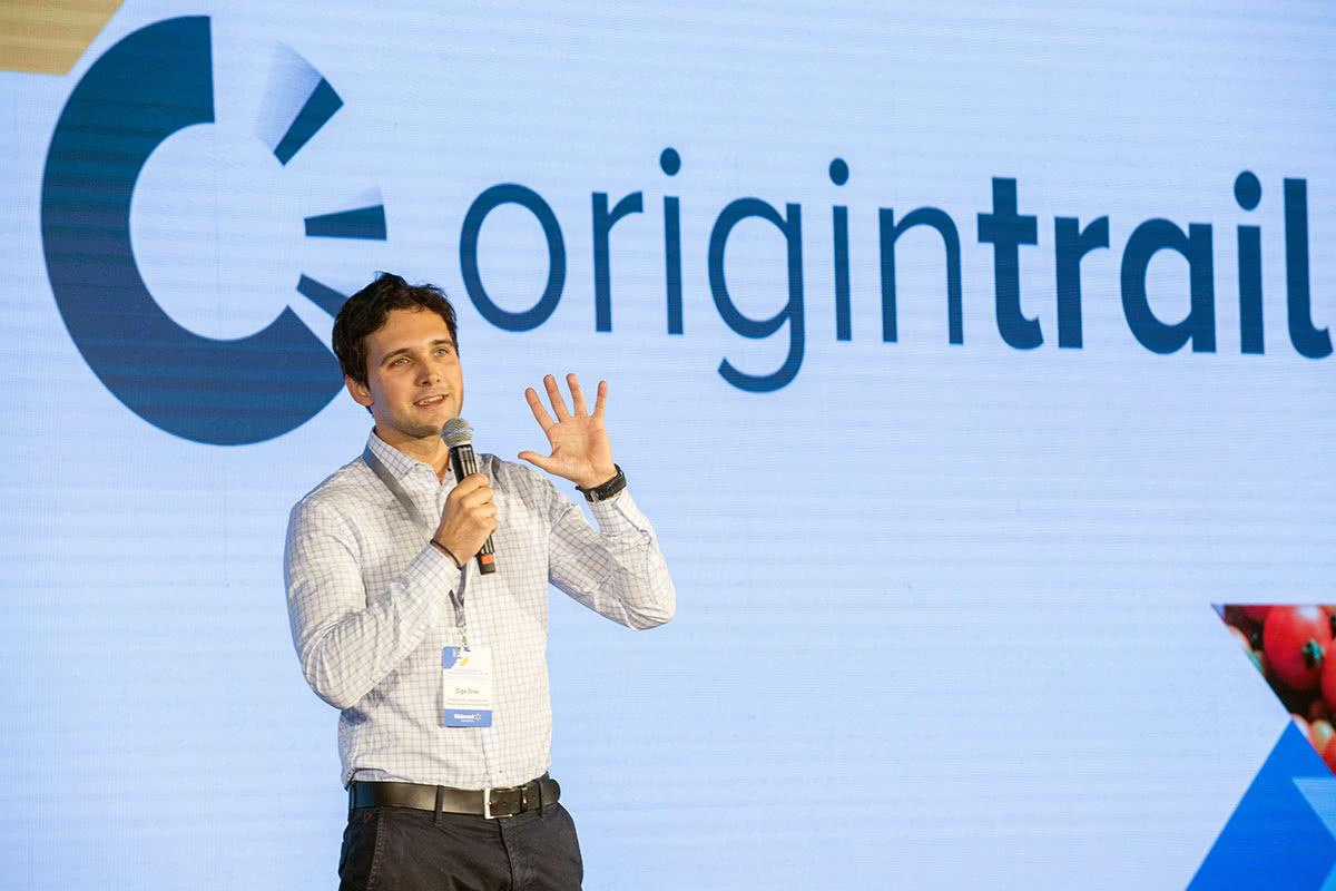 OriginTrail global supply chain blockchain Ziga Drev - Luxe Digital