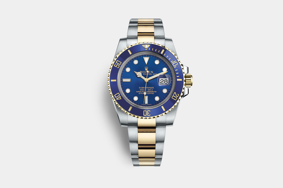most expensive Rolex Submariner date - Luxe Digital