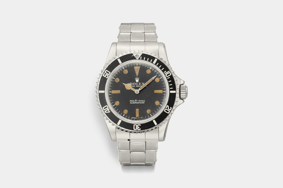 most expensive Rolex watch 1972 James Bond Submariner - Luxe Digital