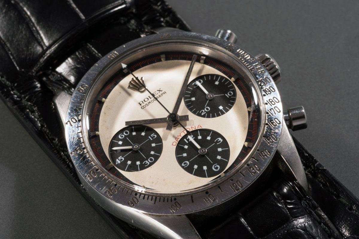 most expensive Rolex watch Paul Newman Daytona - Luxe Digital