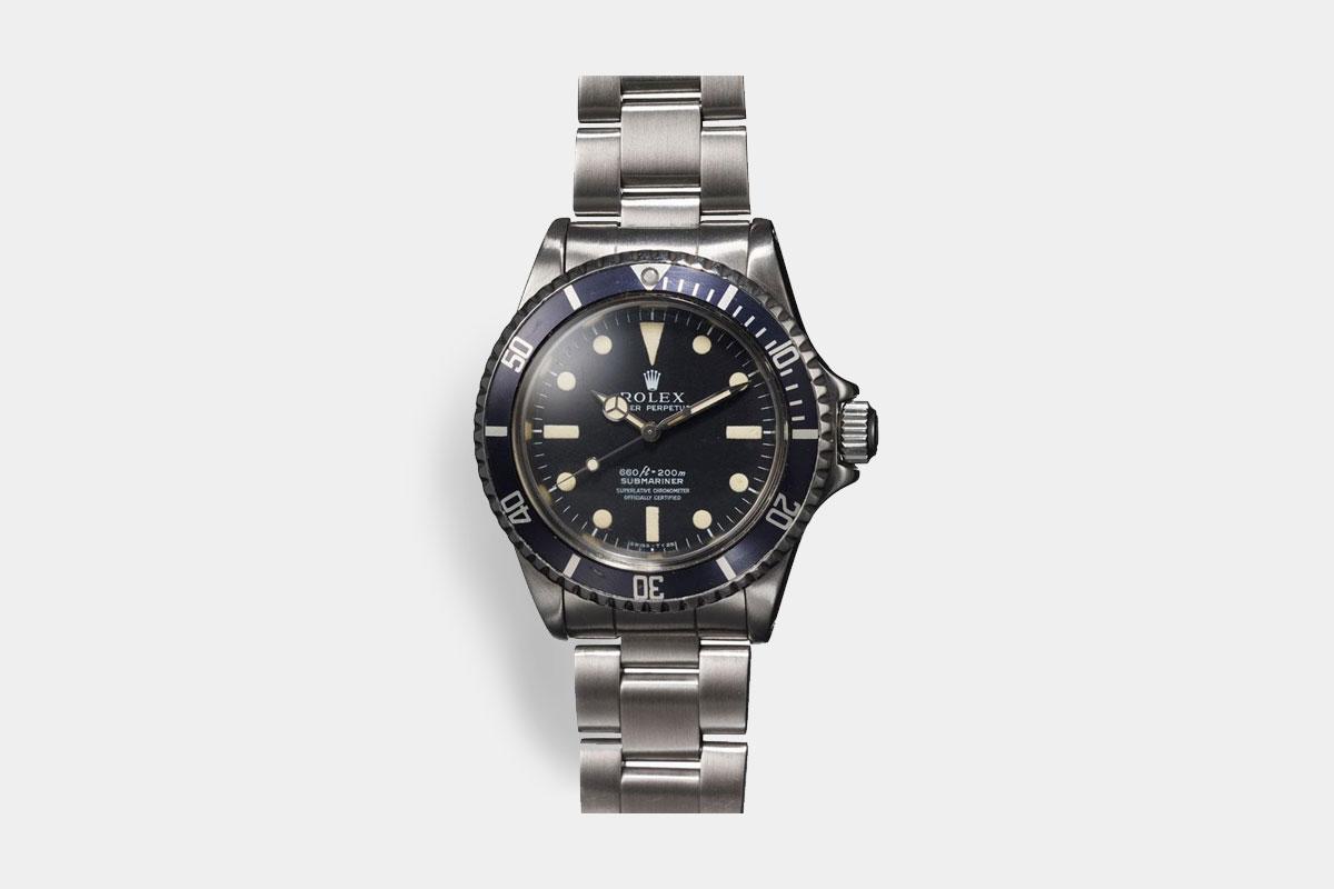 most expensive Rolex watch Steve McQueen Submariner - Luxe Digital