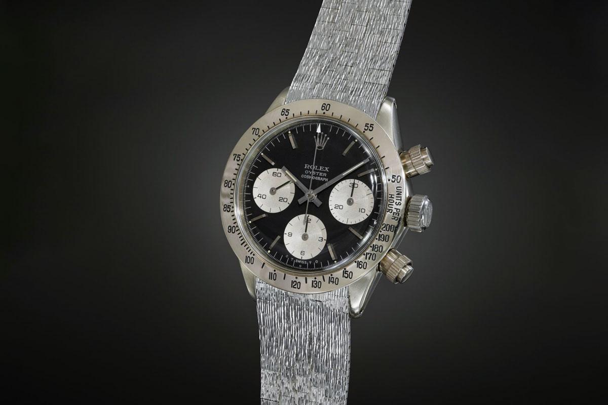 most expensive Rolex watch Unicorn Daytona 1971 - Luxe Digital