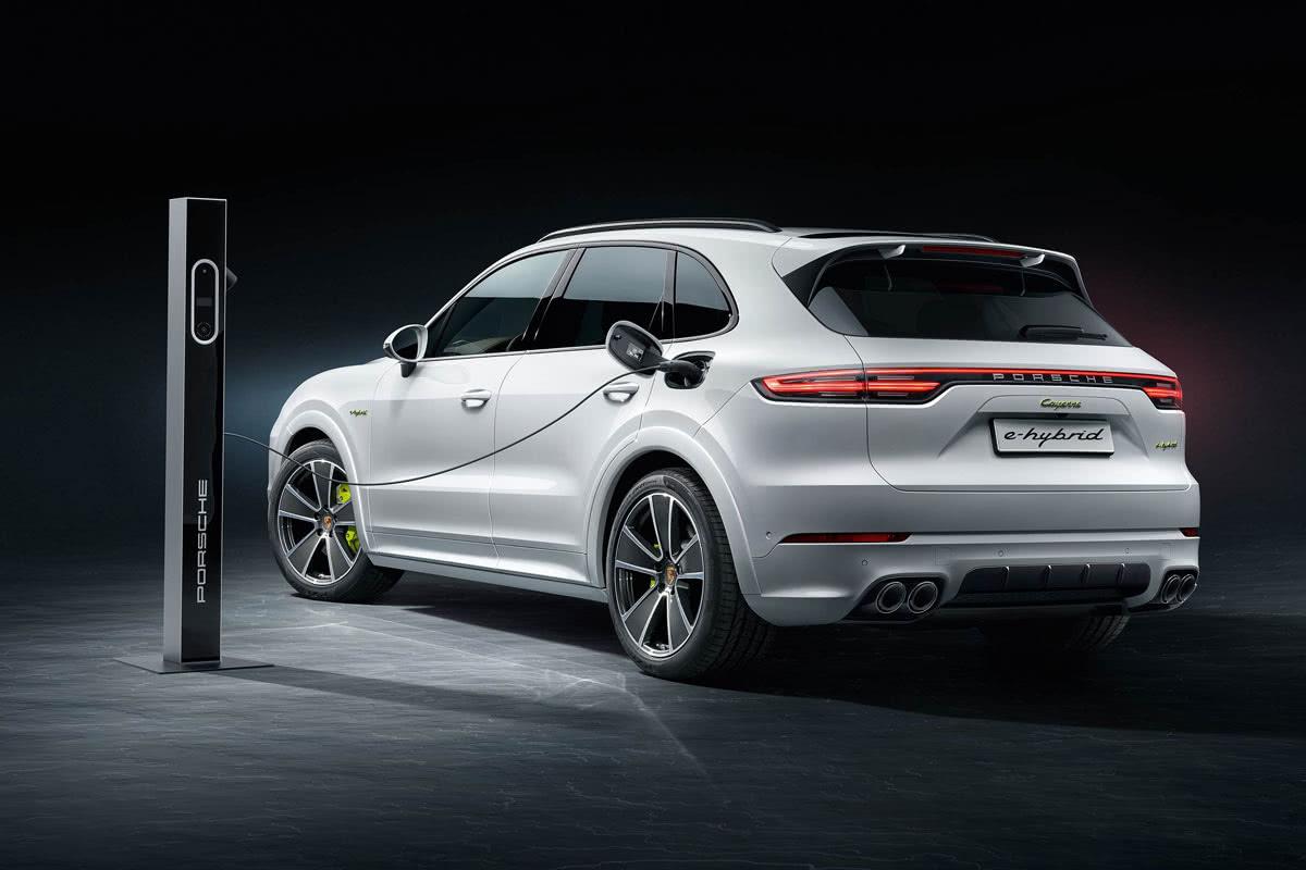 best hybrid luxury SUV - Luxe Digital