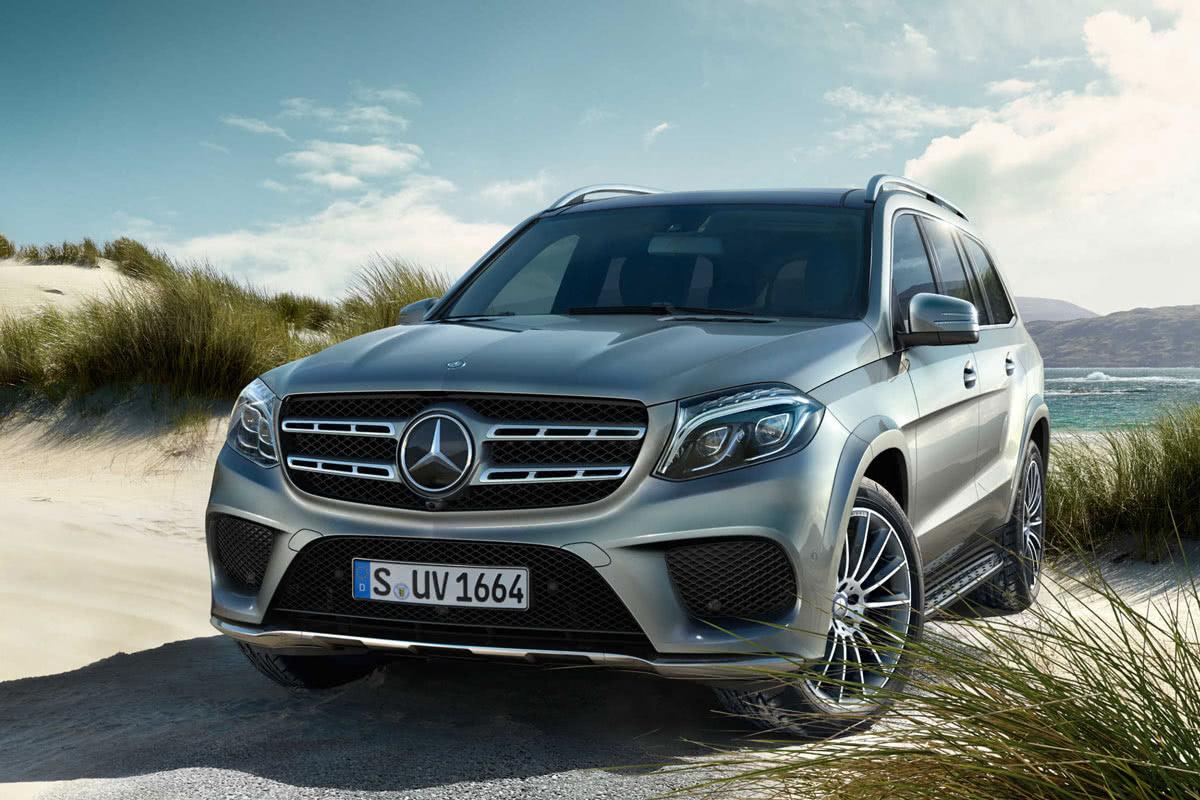 best large luxury SUV - Luxe Digital