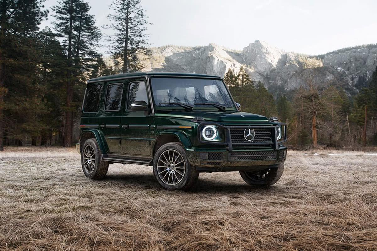 best offroad luxury SUV - Luxe Digital