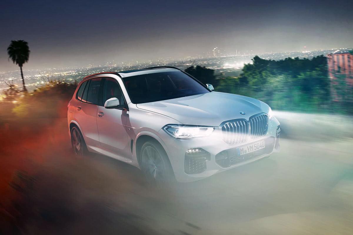 BMW X5 2020 best luxury SUV - Luxe Digital