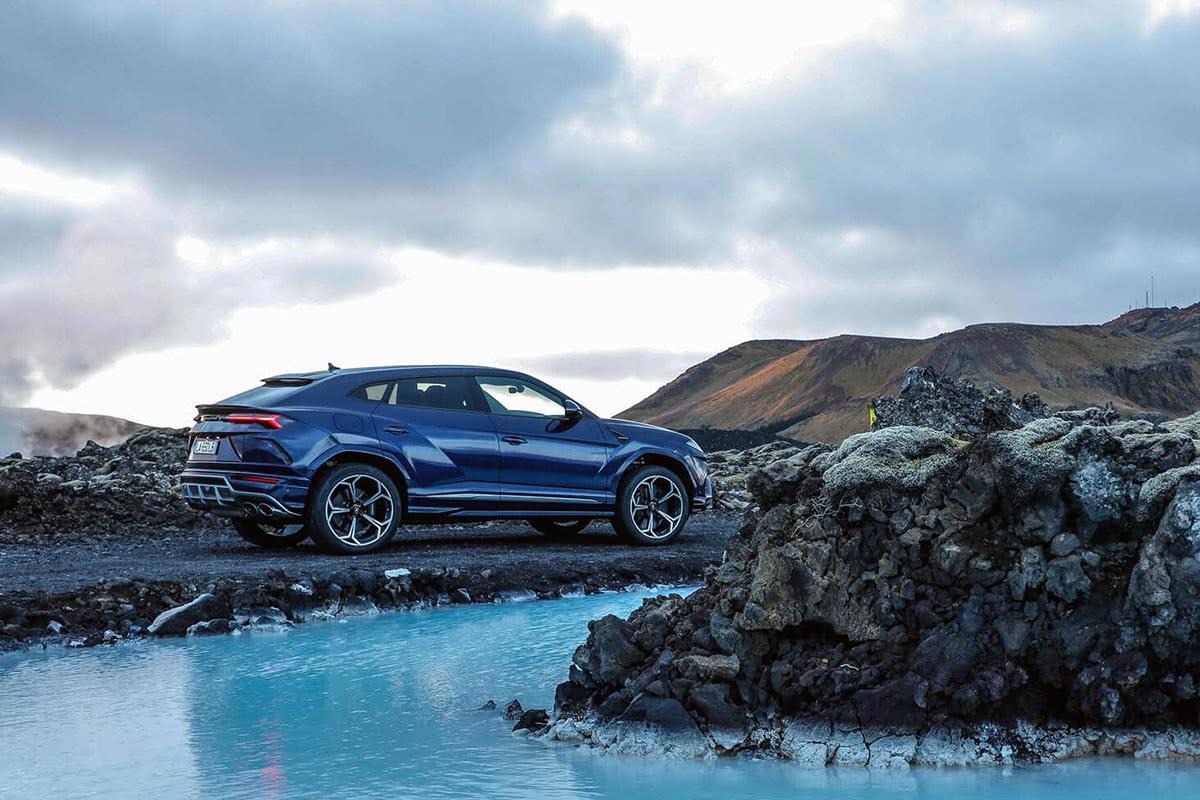 Lamborghini Urus fastest luxury SUV - Luxe Digital