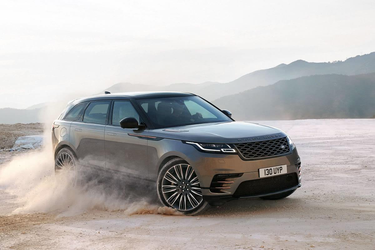 Land Rover Range Rover Velar 2020 best luxury SUV - Luxe Digital