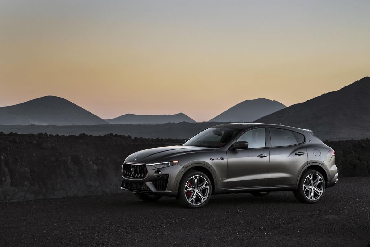Maserati Levante Vulcano best luxury SUV comparison - Luxe Digital