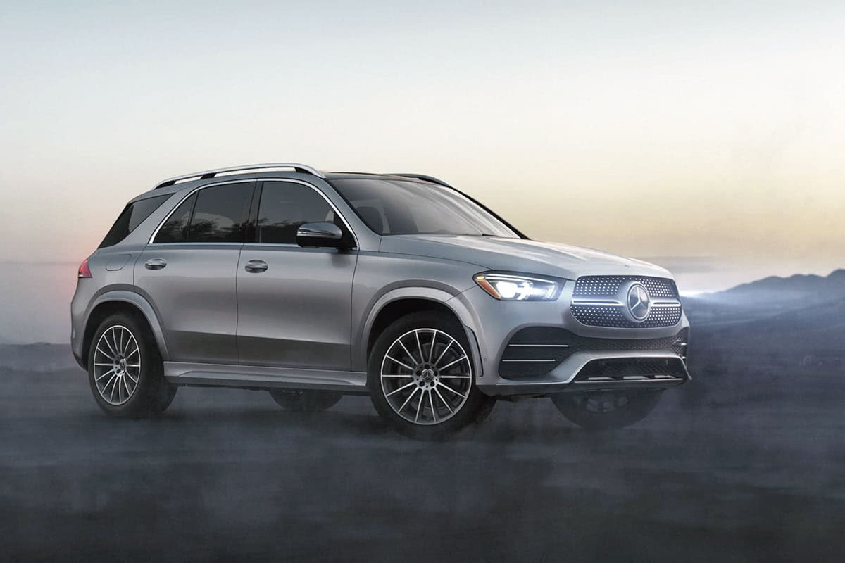 Mercedes-Benz GLE 2020 best luxury SUV - Luxe Digital