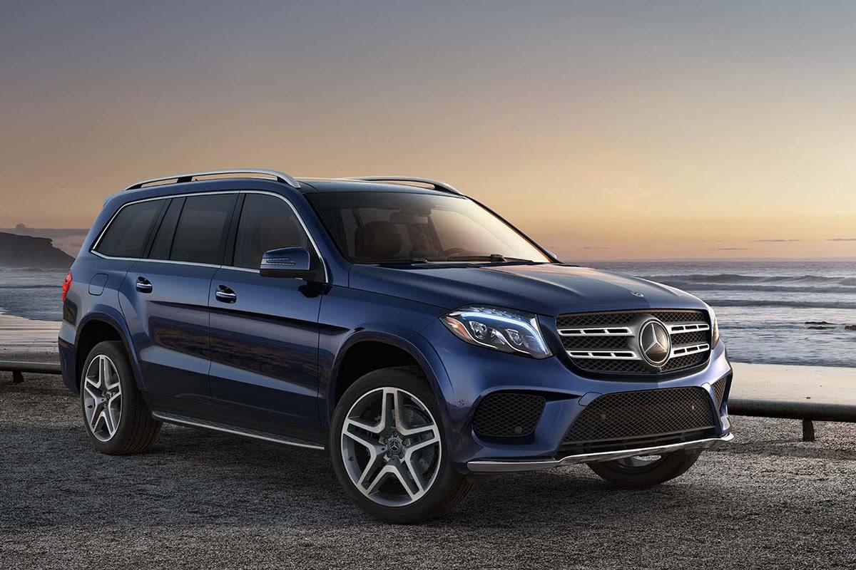 Mercedes-Benz GLS 2020 best luxury SUV - Luxe Digital