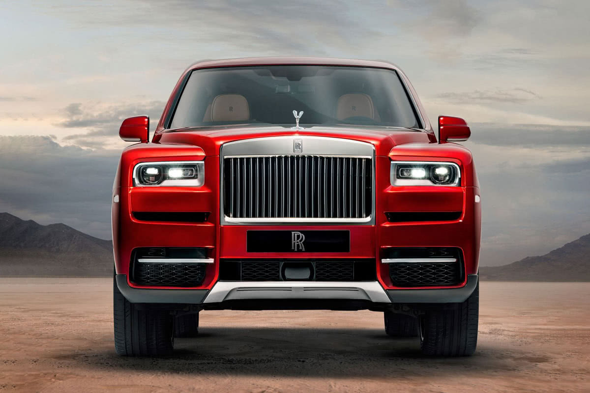 most expensive luxury SUV - Luxe Digital