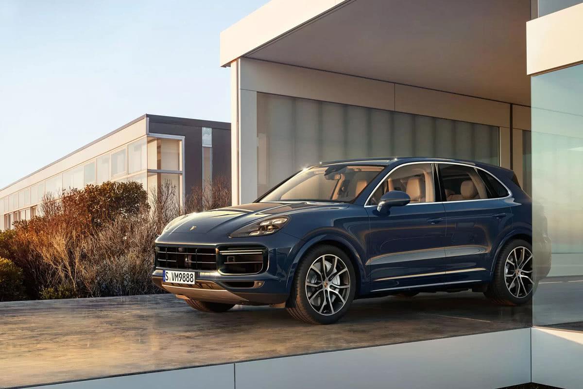 Porsche Cayenne 2020 best luxury SUV - Luxe Digital