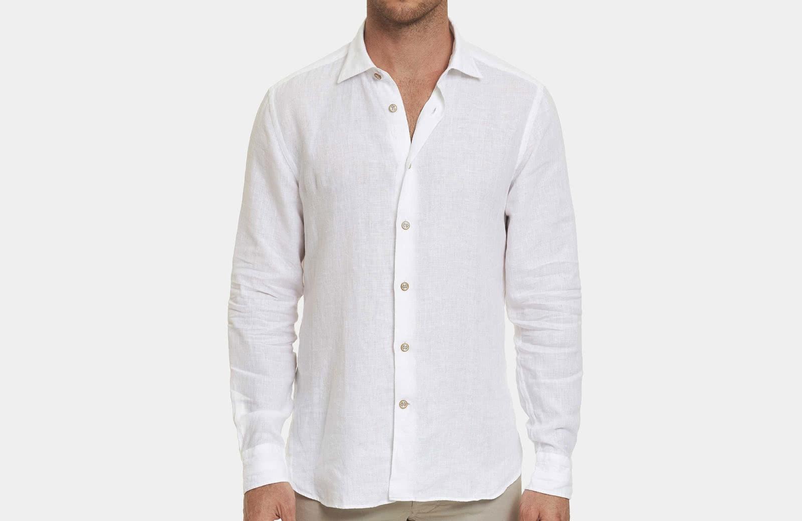 15 Best Men Designer Shirts From Robert Graham (2019 Updated)