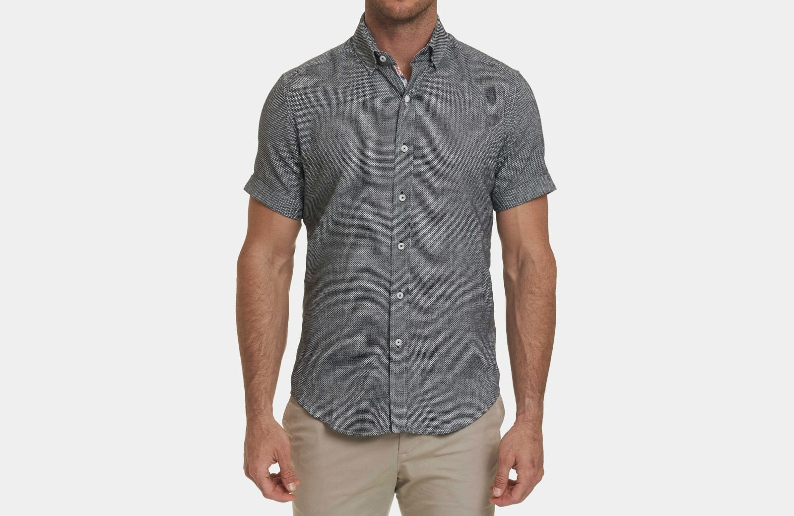 15 Best Men Designer Shirts From Robert Graham (2019 Updated)