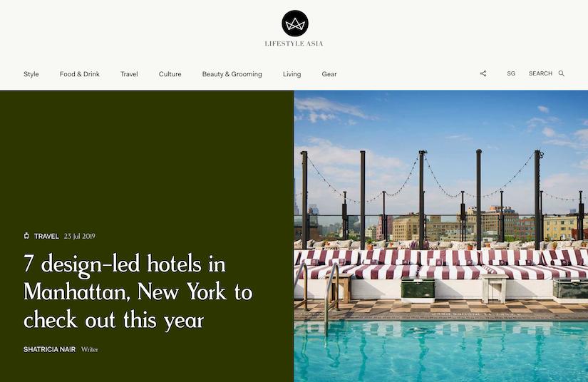 best luxury magazine Lifestyle Asia - Luxe Digital