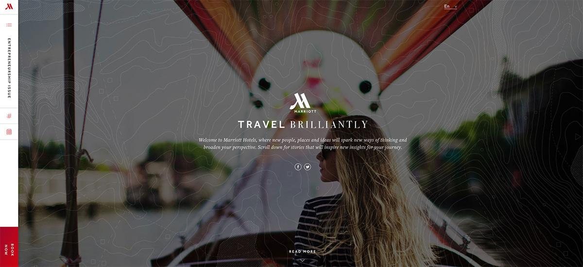 luxe digital luxury hotel online transformation vs ota marriott travel brilliantly campaign